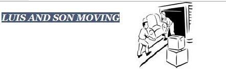 Luis & Son Moving logo