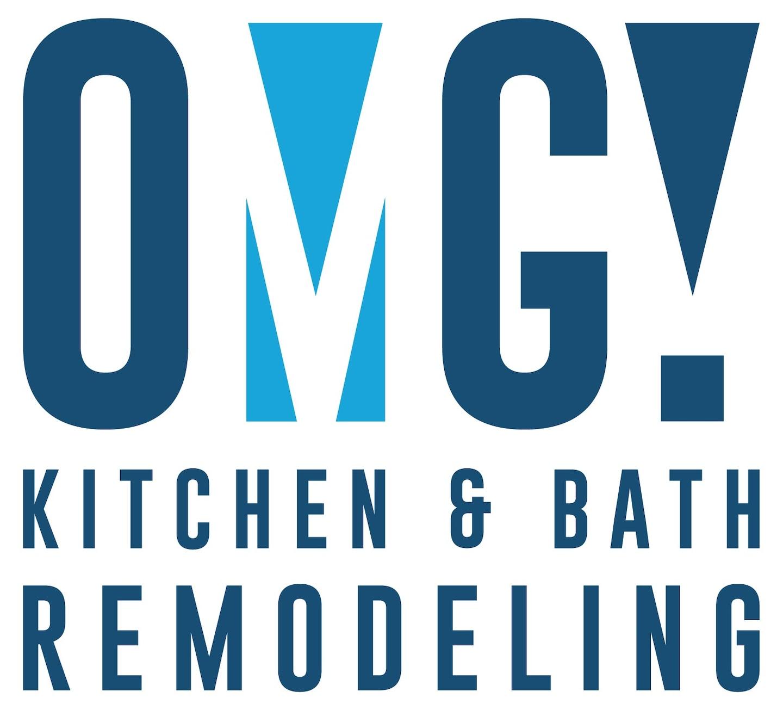 OMG Kitchen & Bath Remodeling logo