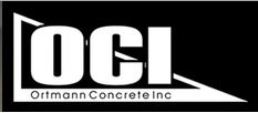 Ortmann Concrete Inc logo
