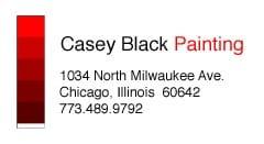Casey Black Painting logo