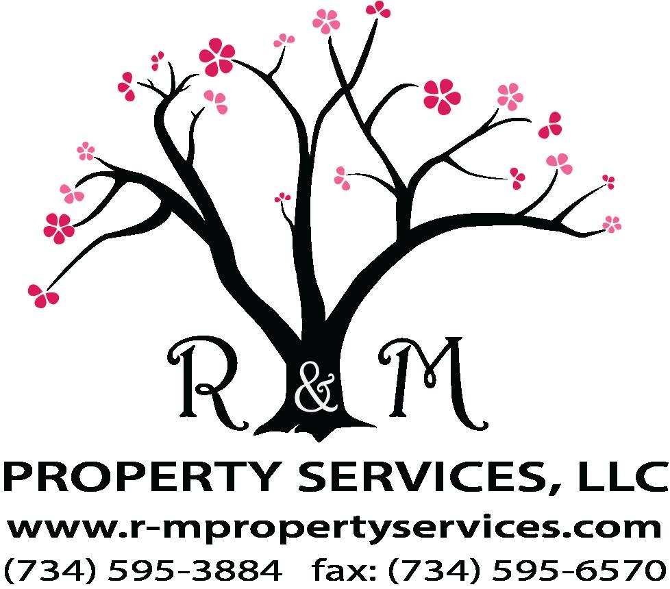 R & M Property Services LLC logo