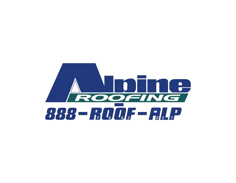 Alpine Roofing LLC logo