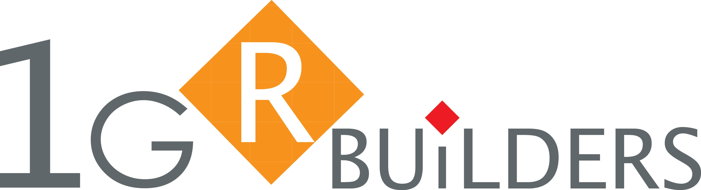 1 GR Builders logo