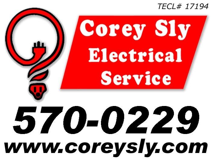 Corey Sly Electrical Service Inc logo
