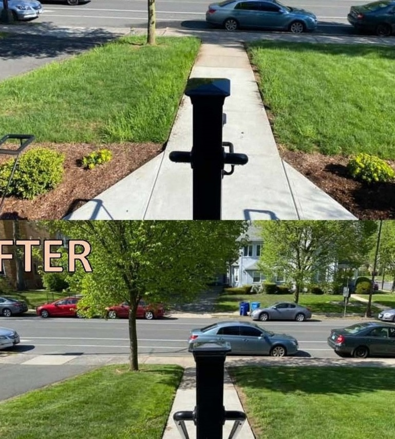 Commercial Lawn Restoration