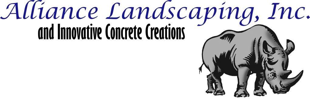 ALLIANCE LANDSCAPING, INC. logo