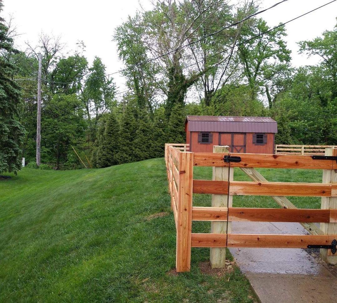 Fence Installment