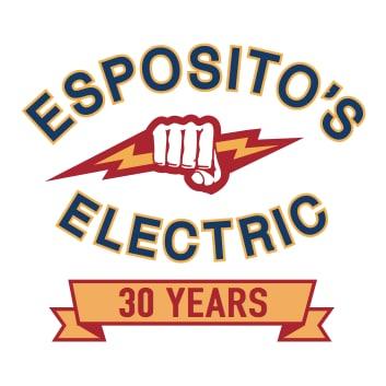 Esposito's Electric logo