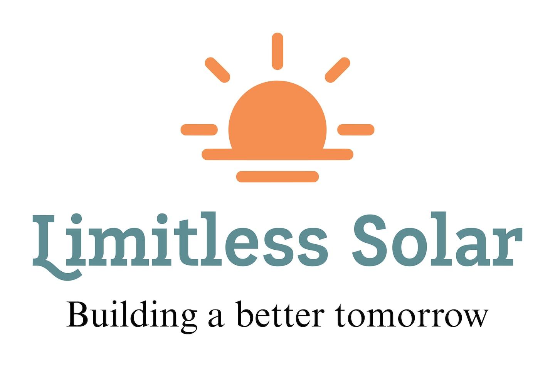 Limitless Solar  logo