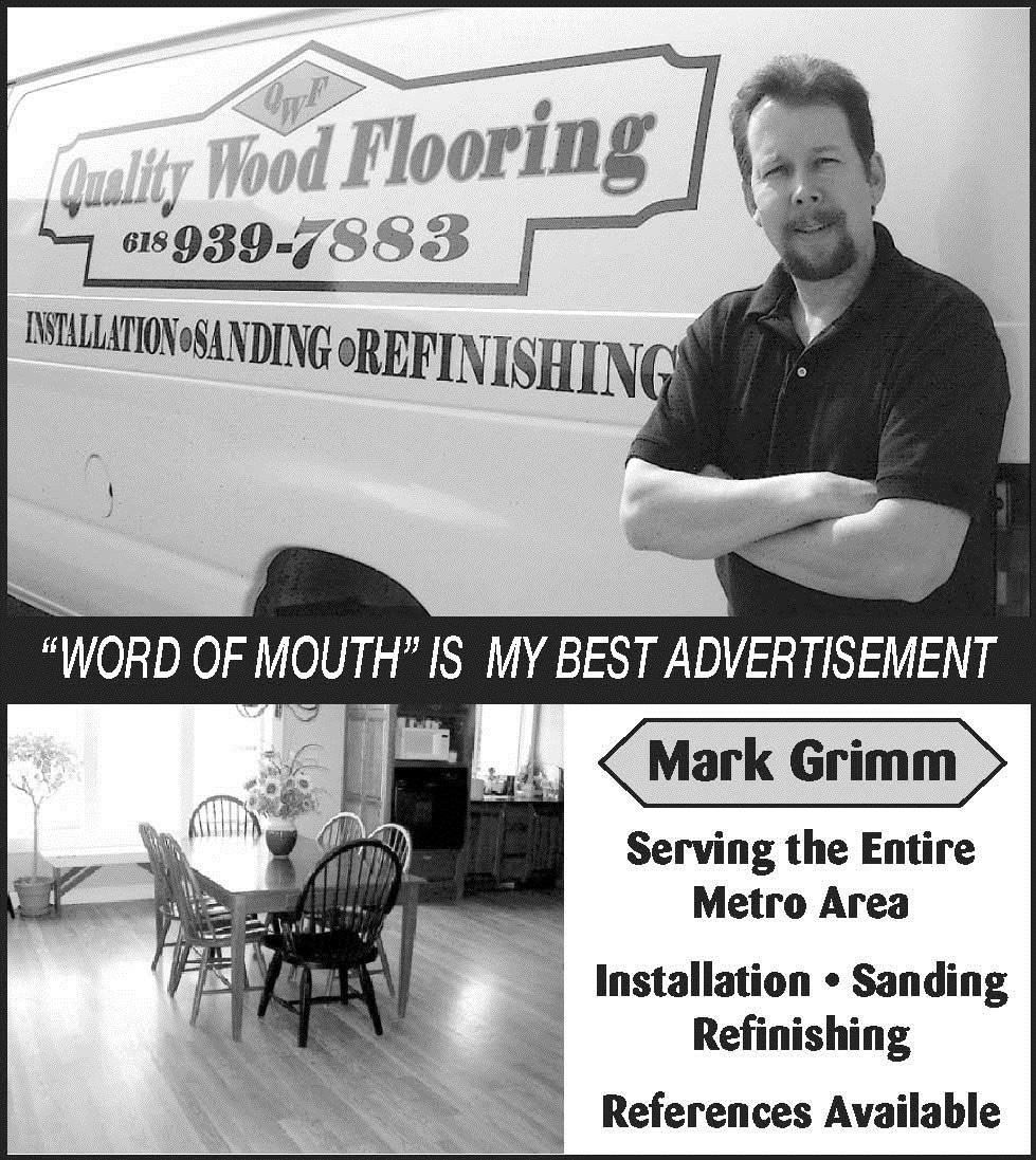 Quality Wood Flooring logo
