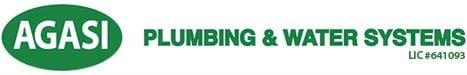 Agasi Plumbing & Water Systems logo