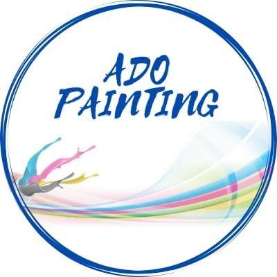 ADO Painting logo