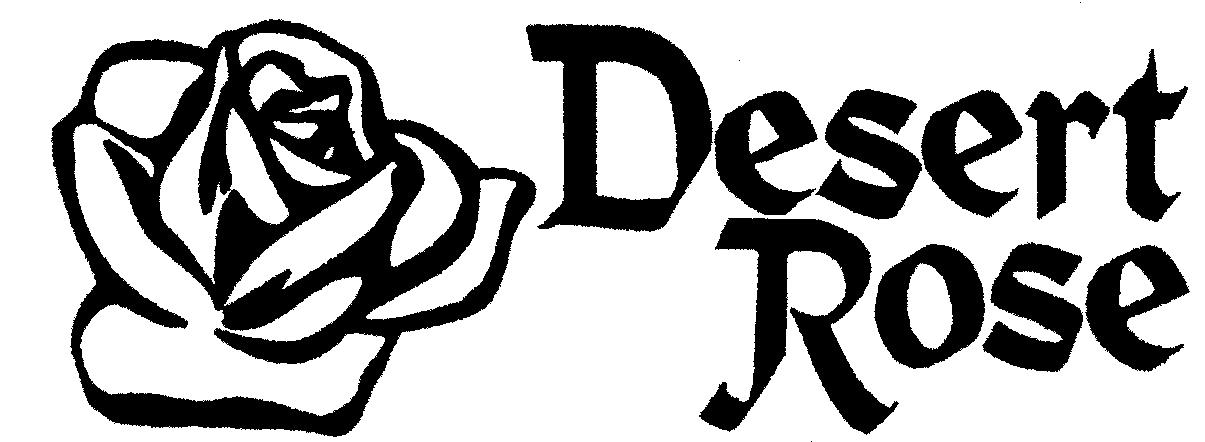 Desert Rose Carpet Cleaning logo
