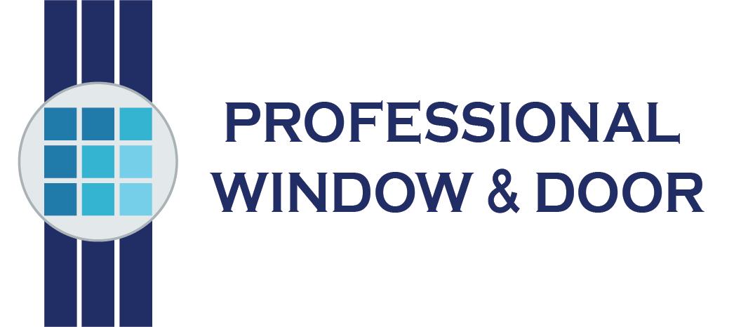 Professional Window & Door logo