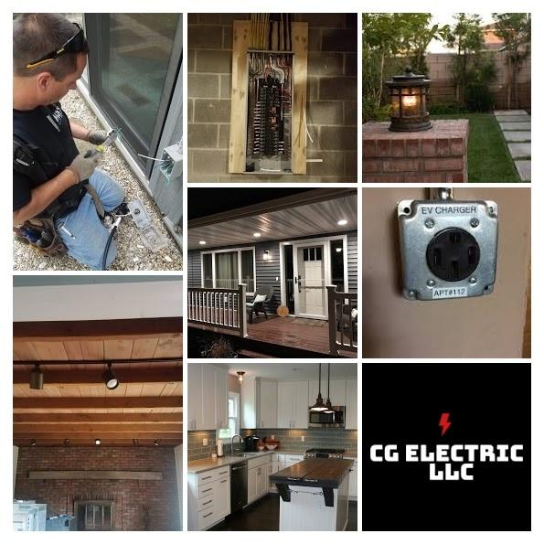 CG Electric LLC logo
