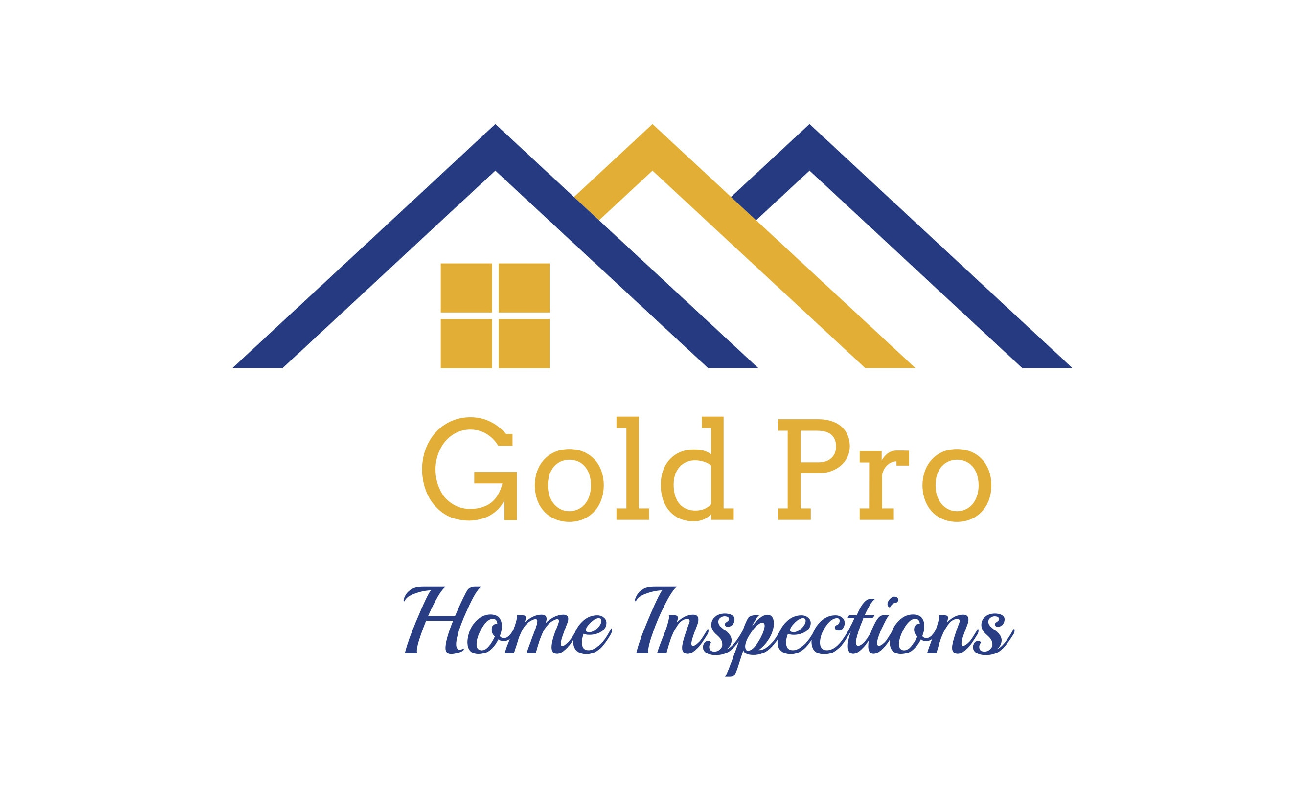 Gold Pro Home Inspections logo