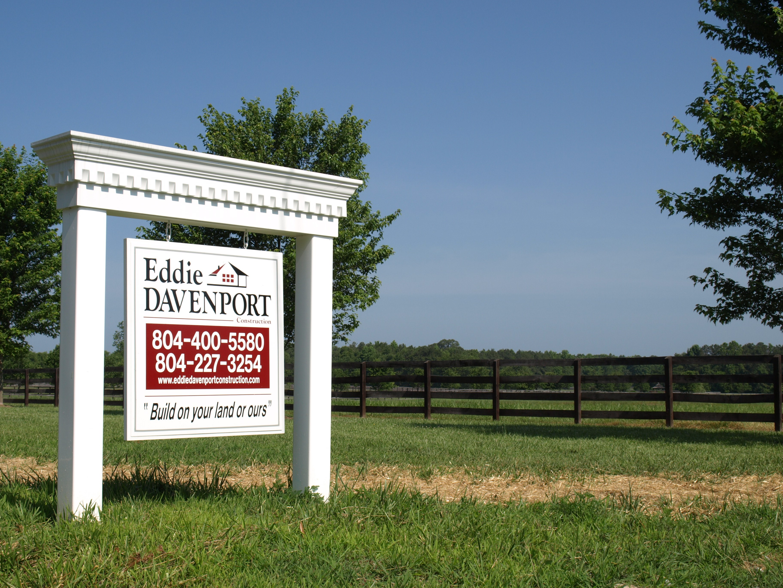 Eddie Davenport Construction logo
