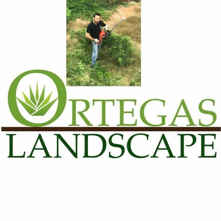 Ortega's Landscape logo