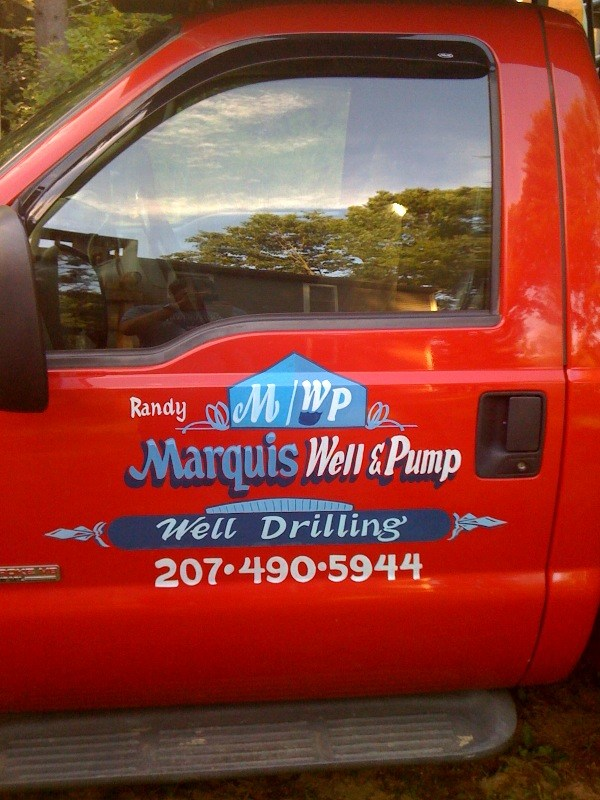Randy Marquis Well and Pump logo