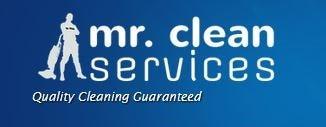 Mr Clean Services logo