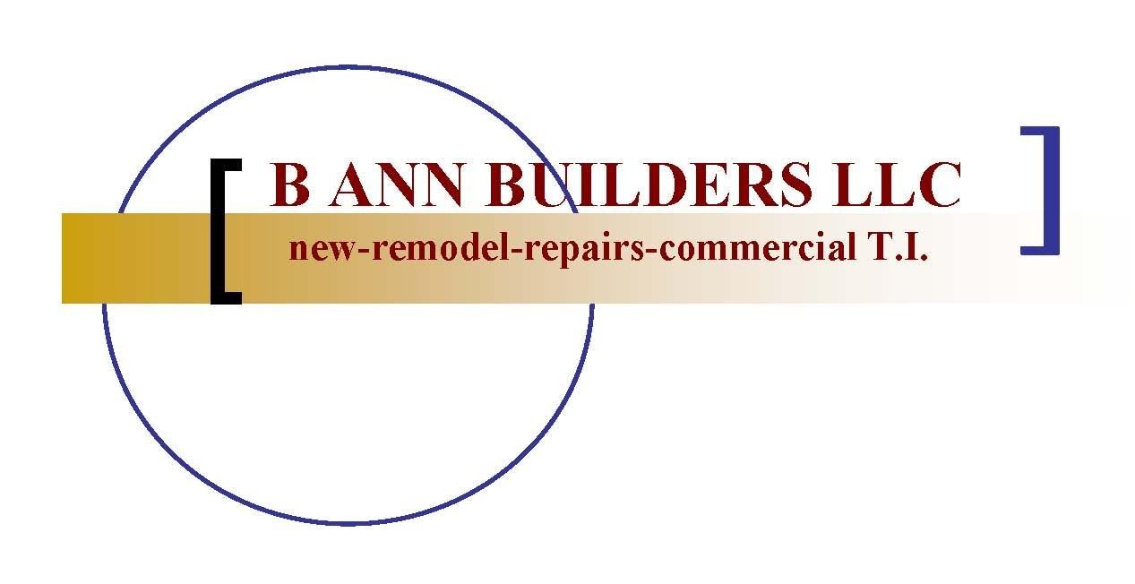 B Ann Builders LLC logo