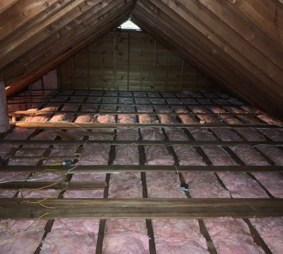 Insulation Replacement in Burbank, CA