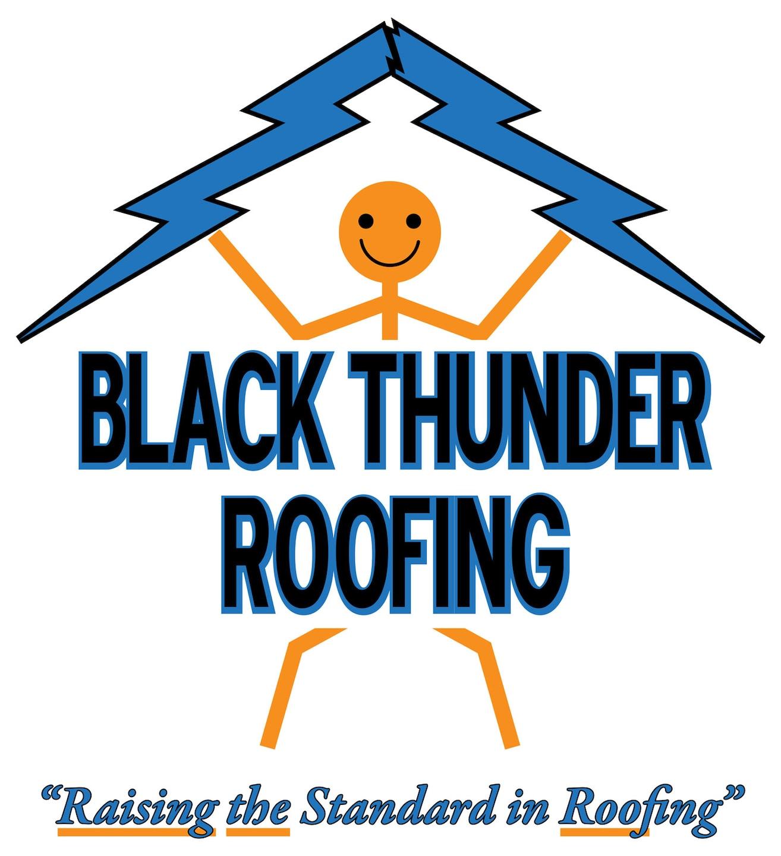 Black Thunder Roofing LLC logo