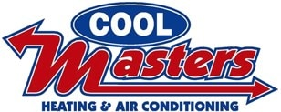 Cool Masters Heating and Air Conditioning logo