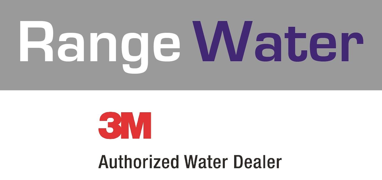 Range Water Conditioning, Your 3M Water Dealer logo