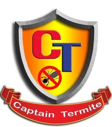 Captain Termite logo