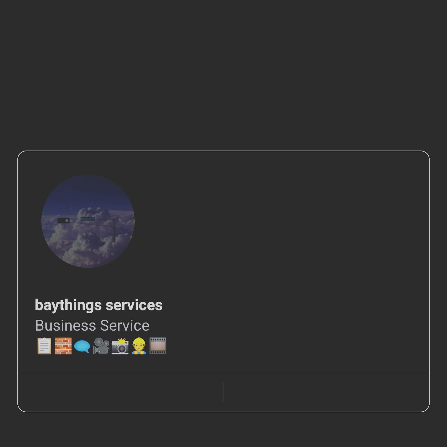 Baythings services logo