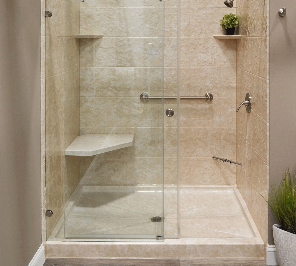 Bath Makeover