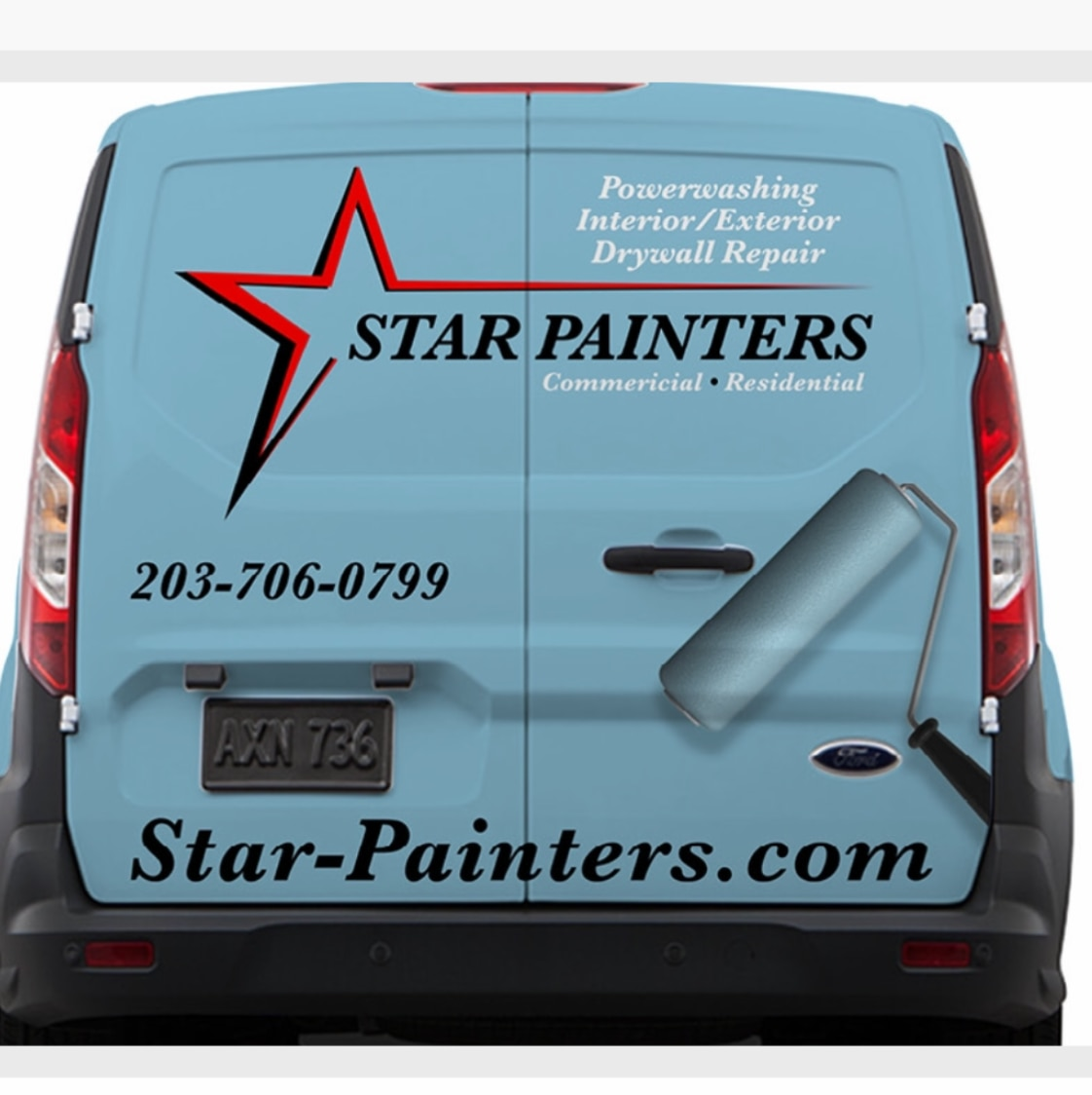Star Painters, LLC logo