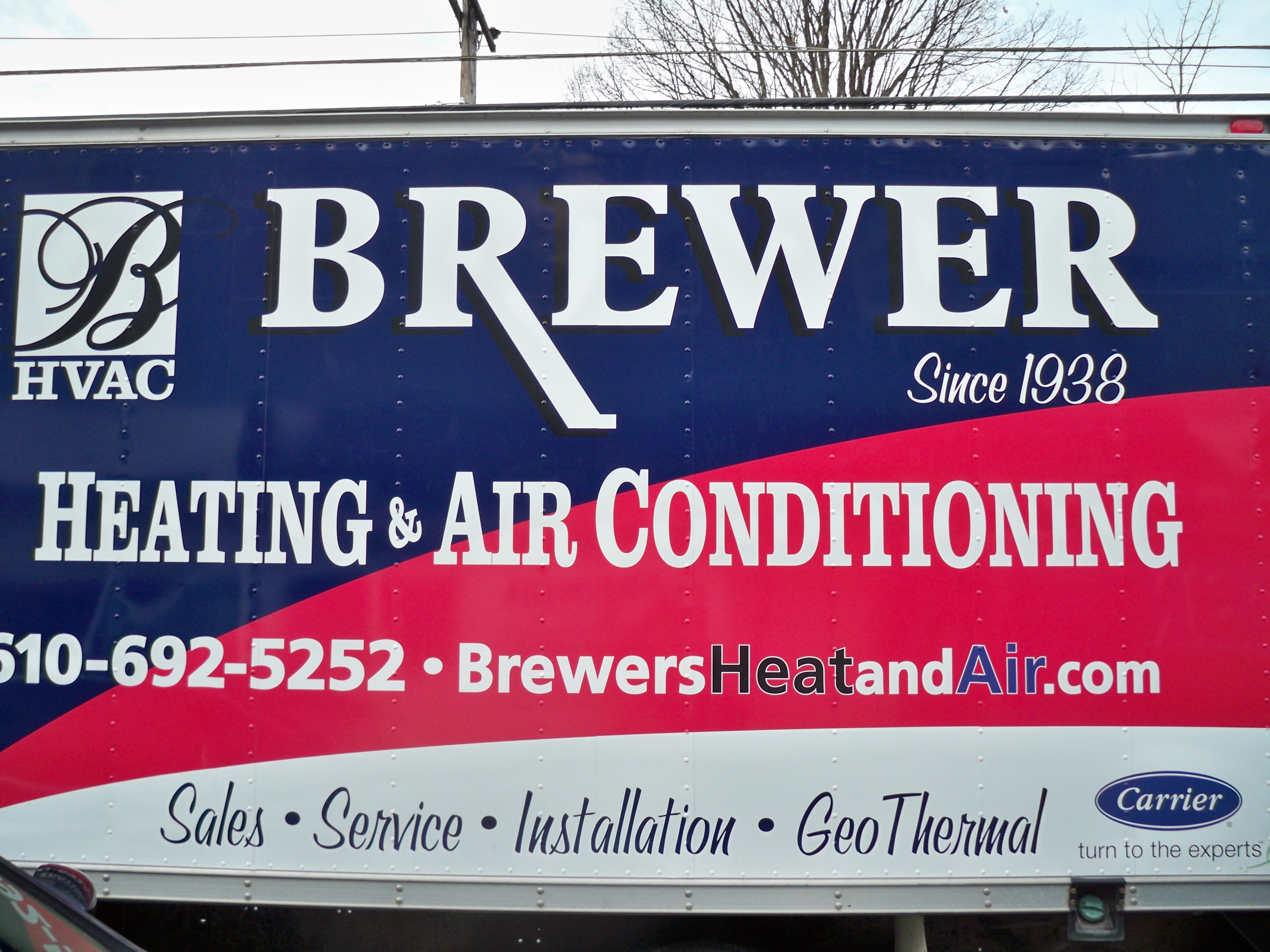 Brewer Heating & Air Conditioning logo