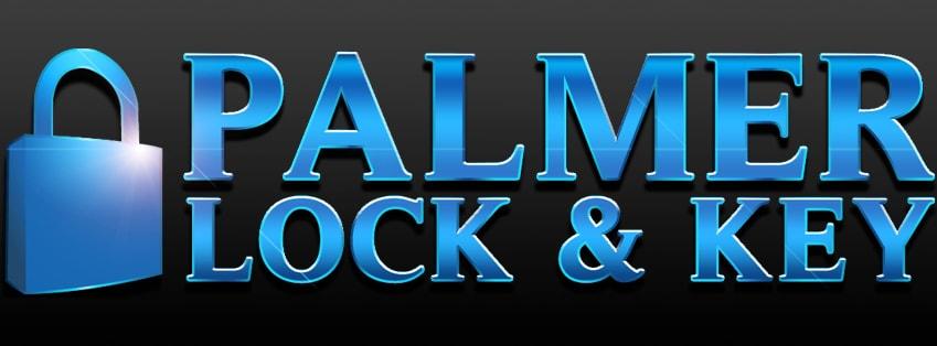 Palmer Lock and Key logo