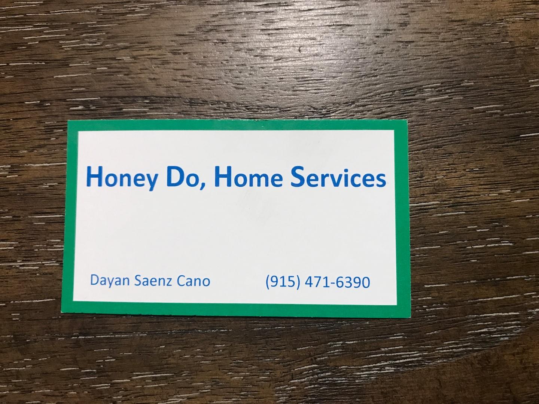 Honey Do Home Services  logo