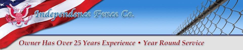 Independence Fence logo