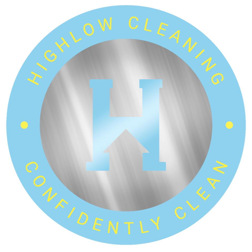 HighLow Cleaning logo