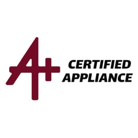 A+ Certified Appliance logo