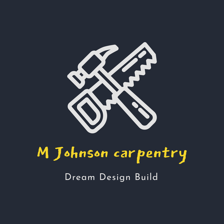 M Johnson Carpentry logo