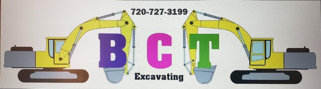 BCT Excavating logo