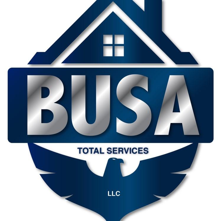 BUSA Total Services logo