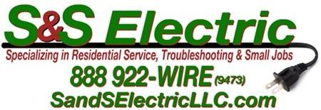 S & S Electric LLC logo