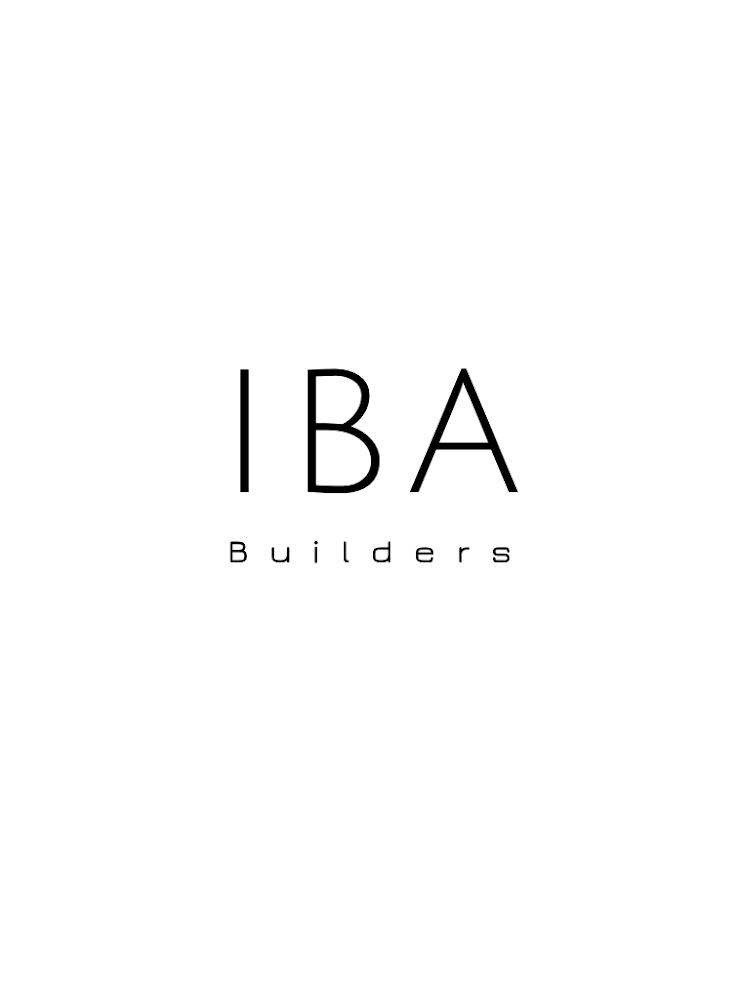 IBA Builders logo