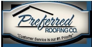 Preferred Roofing Co logo