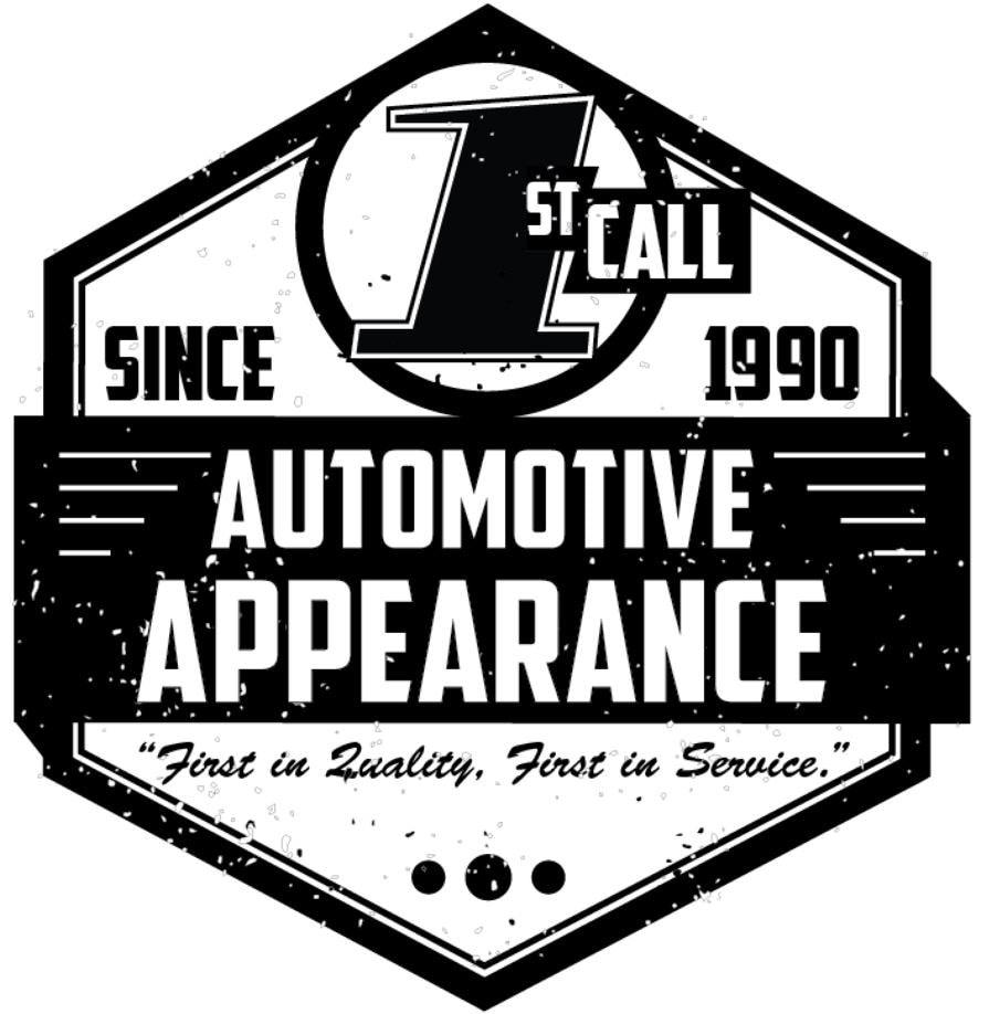1st Call Paintless Dent Repair logo