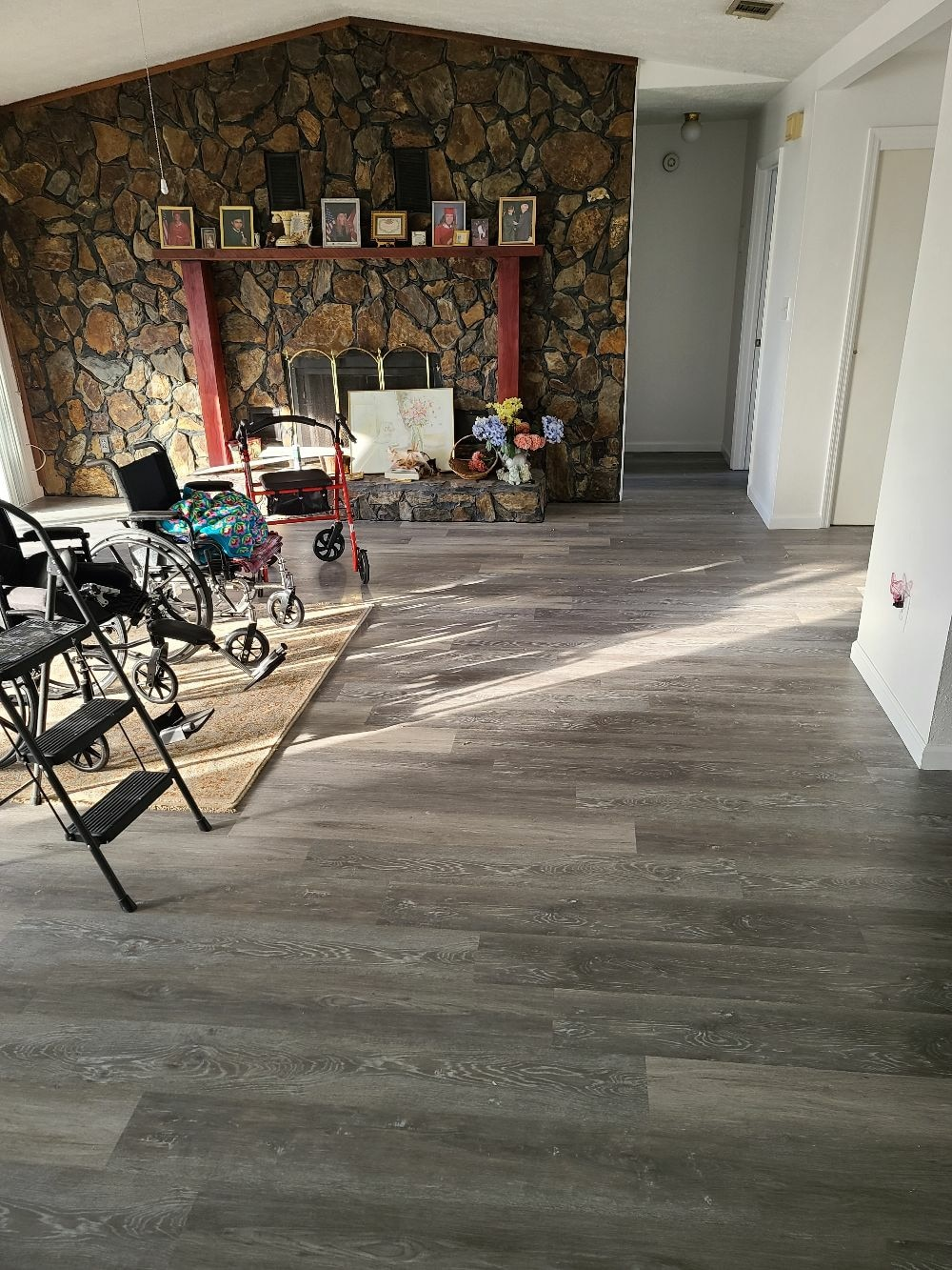 Flooring Sales and Installation Project