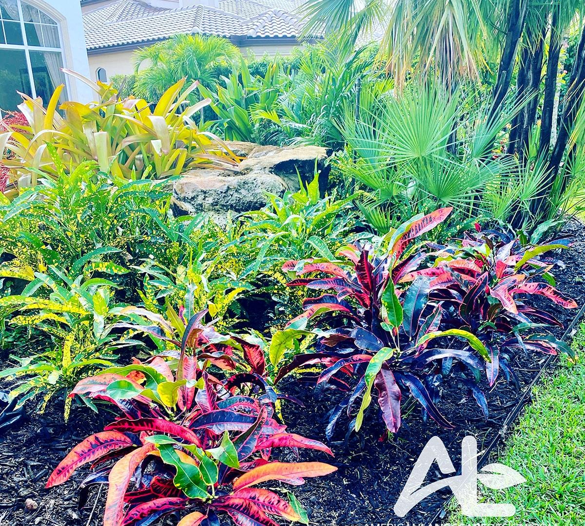 Landscape Design At Addison Reserve At Boca