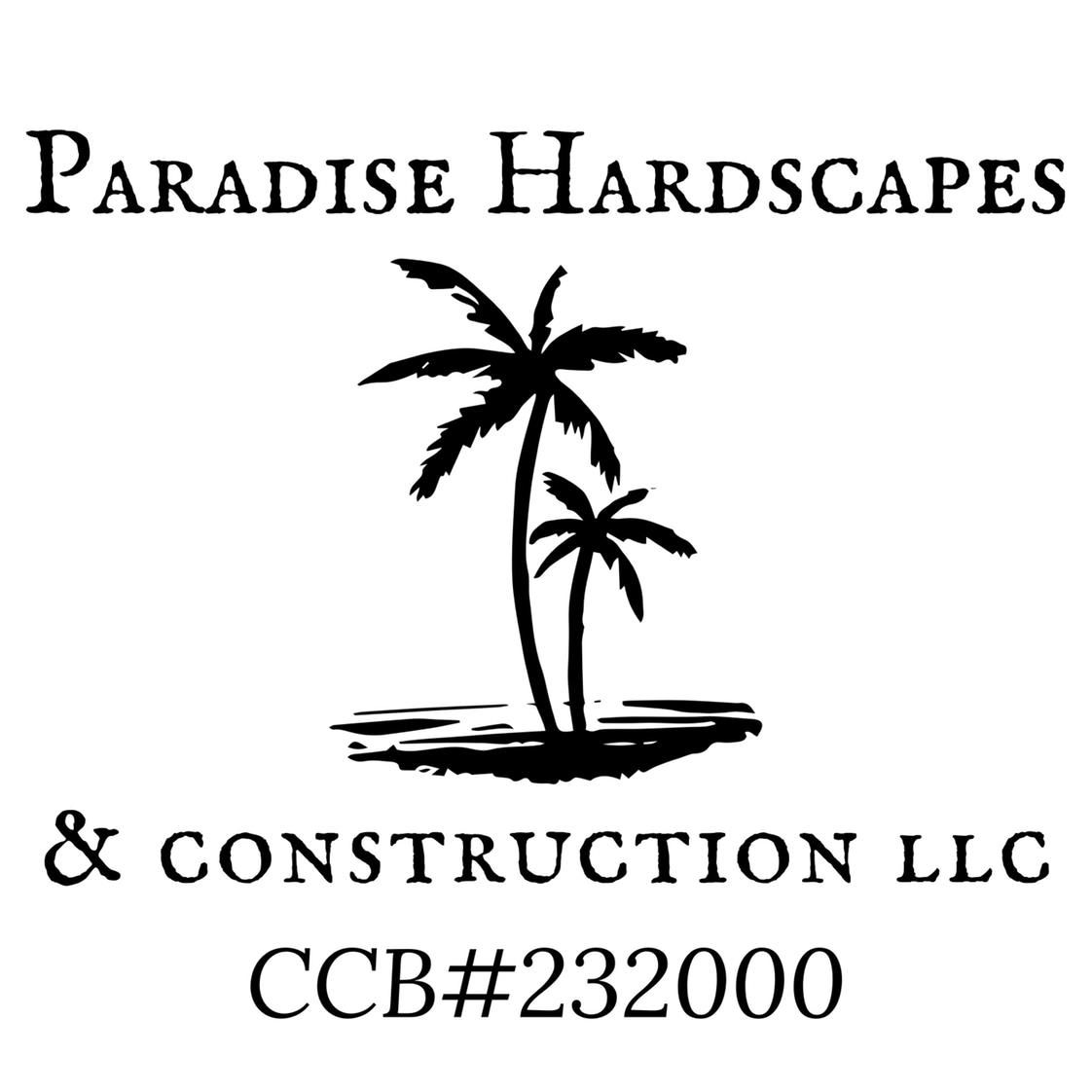 Paradise Hardscapes & Construction LLC logo