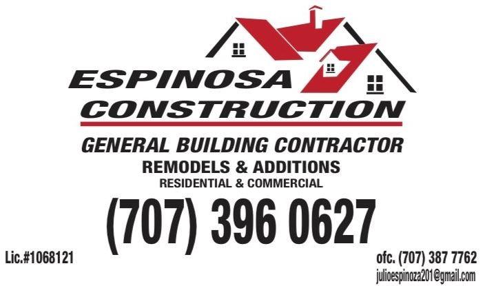 Espinosa Construction logo
